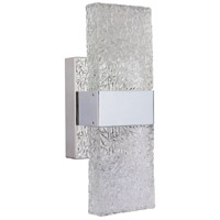 Mariana 240105 Boleyn LED 4 inch Chrome Bath Vanity Wall Light