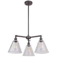 Mariana 240383 Mylin 3 Light 39 inch Bronze Pendant Ceiling Light