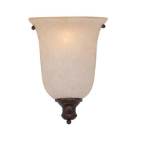 Mariana Loft 1 Light Wall Sconce in Oil Rubbed Bronze 250086