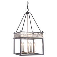 Marlow 5 Light 17 inch Lantern Ceiling Light