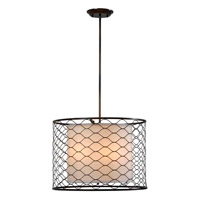 Mariana Cordova 5 Light Pendant in Corodovan Brown 302147