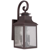 Mariana 308177 Drake 3 Light 23 inch Medium Bronze Outdoor Wall Lantern