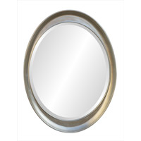 Mariana Signature Mirror in Silver Leaf 340042