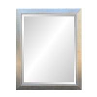 Mariana Signature Mirror in Silver Leaf 340045