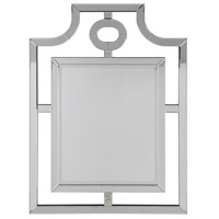 Zoey 43 X 32 inch Clear Mirror Home Decor