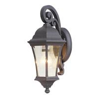 Mariana Signature 1 Light Outdoor Lantern in Heritage Bronze 408112