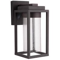 Mariana 430508 Malvern LED 12 inch Dark Bronze Outdoor Wall Lamp Small