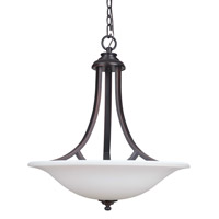 Mariana Loft 3 Light Pendant in Oil Rubbed Bronze 460090