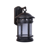 Mariana Revere LED Outdoor Wall Sconce in Rustic Bronze 509168