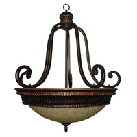 Mariana Imperial 4 Light Pendant in Oil Rubbed Bronze 512490DDF