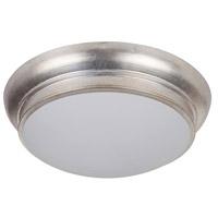 Mariana 551345 Classic 2 Light 13 inch Satin Nickel Flush Mount Ceiling Light
