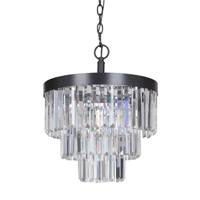 Mariana Signature 4 Light Chandelier in Chrome 571515