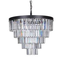 Mariana Signature 10 Light Chandelier in Chrome 572415