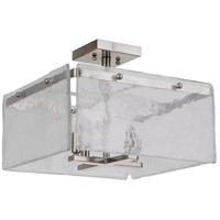 Mariana 681605 Highshore 4 Light 16 inch Chrome Semi Flush Mount Ceiling Light