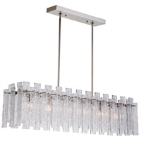 Mariana 694225 Isling 6 Light 44 inch Polished Nickel Island Pendant Ceiling Light