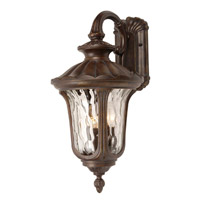 Mariana Signature 3 Light Outdoor Lantern in Heritage Bronze 711137