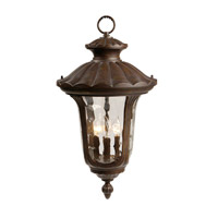 Mariana Signature 3 Light Outdoor Lantern in Heritage Bronze 714237