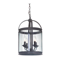 Mariana Wesley 4 Light Pendant in Vintage Iron 760443