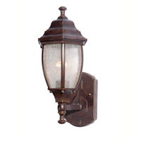 Mariana Signature 1 Light Outdoor Lantern in Heritage Bronze 806137