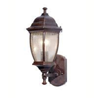 Mariana Signature 1 Light Outdoor Lantern in Heritage Bronze 808137