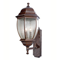 Mariana Signature 3 Light Outdoor Lantern in Heritage Bronze 813137