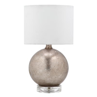 Mariana Golden 1 Light Table Lamp in Metallic 830002