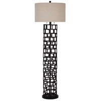 Edison 64 inch 60 watt Bronze Floor Lamp Portable Light