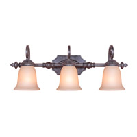 Mariana Old World 3 Light Wall Sconce in Oil Rubbed Bronze 920346