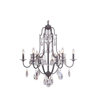 Mariana Adorned 6 Light Chandelier in Aged Venezia 980083