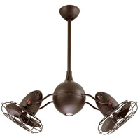 Textured Bronze Indoor Ceiling Fans