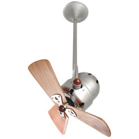 Matthews Fan Co BD-BN-WD Bianca Direcional 16 inch Brushed Nickel with Mahogany Blades Indoor-Outdoor Ceiling Fan