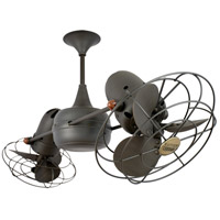 Matthews Fan Co DD-BZ-MTL Duplo-Dinamico 39 inch Bronze Indoor-Outdoor Ceiling Fan