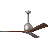 Matthews Fan Co AT-BLADES-IR3-52 Irene-3 Walnut 12 inch Set of 3 Indoor-Outdoor Fan Blades in 52