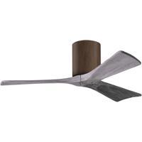 Matthews Fan Co IR3H-WN-BW-42 Atlas Irene 3H 42 inch Walnut with Barn Wood Tone Blades Ceiling Fan, Atlas