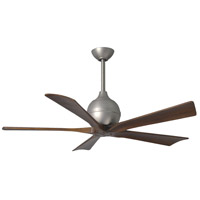 Matthews Fan Co AT-BLADES-IR5-52 Irene-5 Walnut 12 inch Set of 5 Indoor-Outdoor Fan Blades in 52
