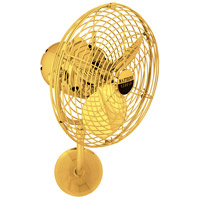 Michelle Parede 16 inch Ouro Outdoor Wall Fan, Directional