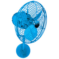 Michelle Parede 16 inch Agua Marinha Outdoor Wall Fan, Directional