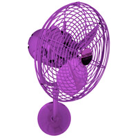 Michelle Parede 16 inch Ametista Outdoor Wall Fan, Directional