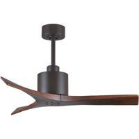 Matthews Fan Co MW-TB-WA-42 Atlas Mollywood 42 inch Textured Bronze with Walnut Blades Ceiling Fan Atlas