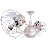 Matthews Fan Co VB-BN-MTL Vent-Bettina 42 inch Brushed Nickel Ceiling Fan Matthews-Gerbar