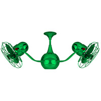 Vent-Bettina 42 inch Green Ceiling Fan, Matthews-Gerbar