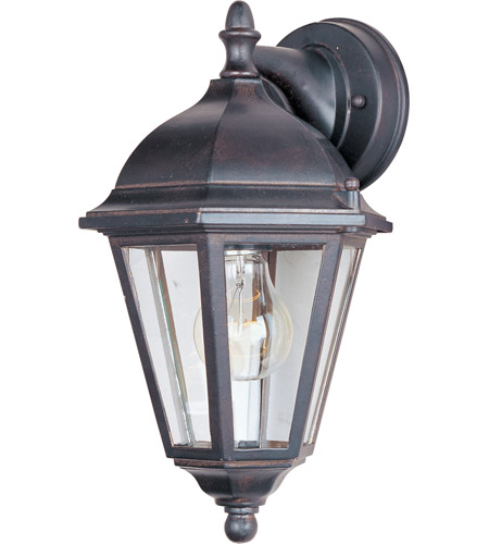 Maxim Lighting Westlake 1 Light Outdoor Wall Mount in Empire Bronze 1000EB photo