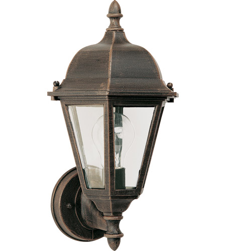 Maxim 1002RP Westlake 1 Light 15 inch Rust Patina Outdoor Wall Mount photo