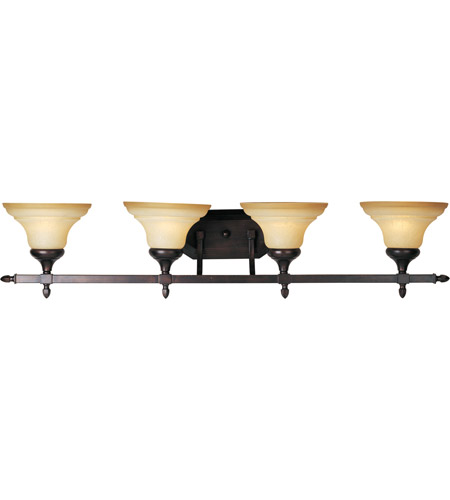 Maxim Lighting South Bend 4 Light Bath Light in Oil Rubbed Bronze 10159WSOI photo