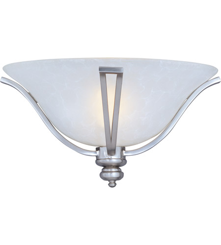 Maxim Lighting Madera 1 Light Wall Sconce in Satin Silver 10179ICSS photo