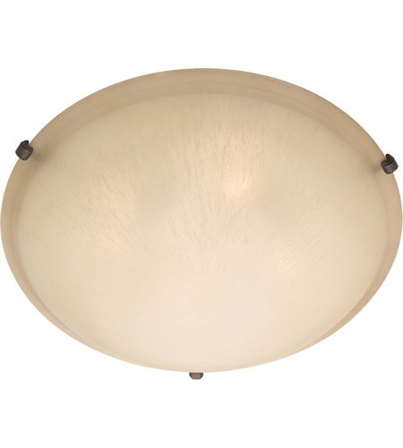 Maxim Lighting Malaga 4 Light Flush Mount in Oil Rubbed Bronze 11060WSOI photo