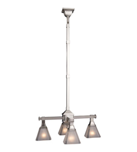Maxim Lighting Brentwood Down Light Chandelier in Satin Nickel 11074FTSN photo