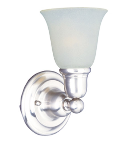 Maxim Lighting Bel Air 1 Light Wall Sconce in Polished Chrome 11086WTPC photo