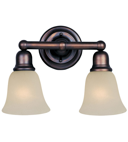 Maxim 11087SVOI Bel Air 2 Light 16 inch Oil Rubbed Bronze Bath Light Wall Light photo