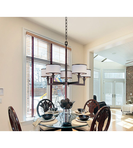 Oil Rubbed Bronze Contemporary Chandeliers